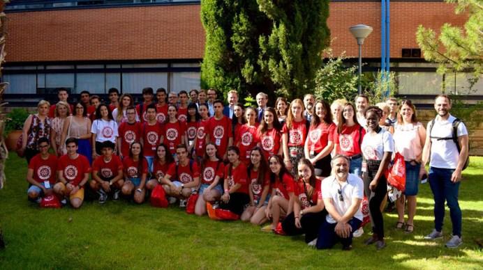 Los campus científicos de verano han comenzado hoy en Albacete © Gabinete de Comunicación UCLM