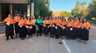 Grupo de profesores © Gabinete de Comunicación UCLM