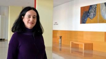 Alicia Sintes ha visitado el Campus de Ciudad Real en una iniciativa de la Unidad de Cultura Científica e Innovación © Gabinete de Comunicación
