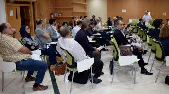Puesta en marcha del Proyecto © Gabinete de Comuniación UCLM