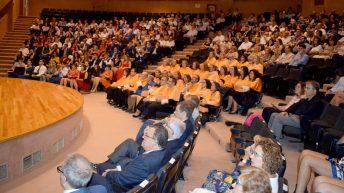 Acto de graduación © Gabinete de Comunicación UCLM