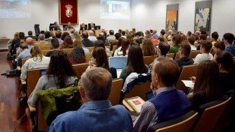 Presentación de la jornada Gabinete de Comunicación UCLM