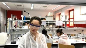 La Facultad de de Ciencias y Tecnologías Químicas acoge el simposio y la olimpiada científico-técnica © Gabinete de Comunicación UCLM