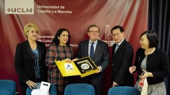 El encuentro se ha llevado a cabo en el Campus de Cuenca de la UCLM. © Gabinete de Comunicación UCLM