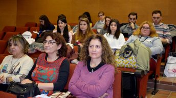 Presentación de las jornadas © Gabinete de Comunicación UCLM