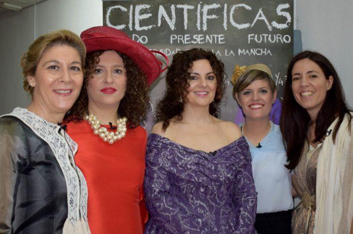 Día Internacional de la Mujer y la Niña en la Ciencia © Gabinete de Comunicación UCLM