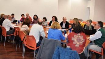 Desarrollo de la Sectorial de Investigación del Grupo 9 de Universidades © Gabinete de Comunicación UCLM