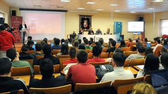 Jornadas de Innovación celebradas en el Campus de Cuenca. © Gabinete de Comunicación UCLM.