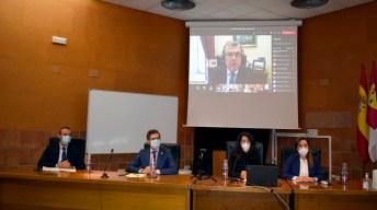 Presentación de la cuarta edición del programa © Gabinete de Comunicación UCLM