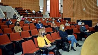 Acto de clausura © Gabinete de Comunicación UCLM