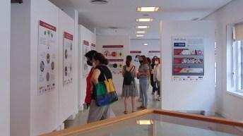 Las exposiciones permanecerán en la sala ACUA de Ciudad Real hasta el 15 de septiembre. © UCLM