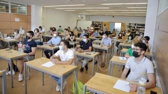 Comienzo del curso de formación del programa mentor de la Facultad de Ciencias y Tecnologías Químicas. © Gabinete de Comunicación UCLM