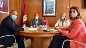 Reunión previa © Ayuntamiento de Albacete