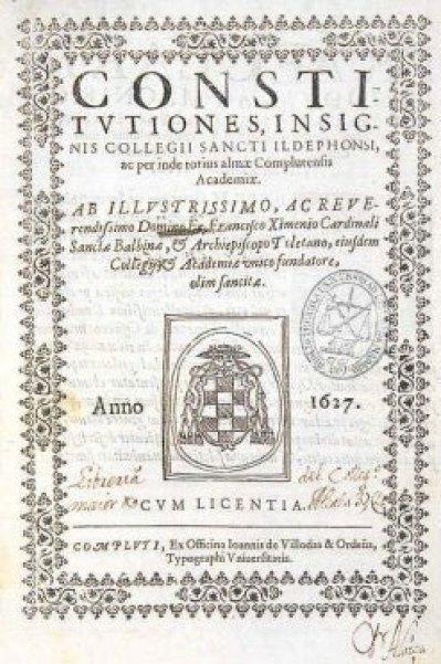 Constitución UCM