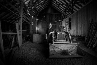 Canestro reinforced Rancho Marino's centenarian barn