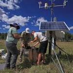 High-tech sensors monitor ecosystems in climate change research program