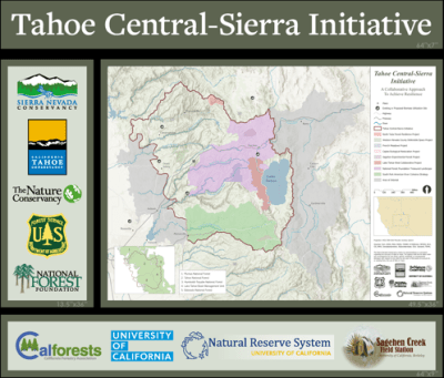 Tahoe forest partnership