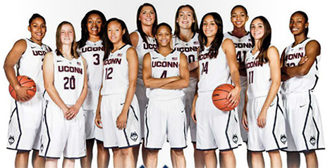 UCONN Hoop Legends: HOME PAGE