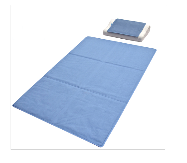 Laboratory Tests Shows That Ucoolz Gel Mat Has Superior Ability To Absorb Heat Than Most Other Mattress And Sleeping