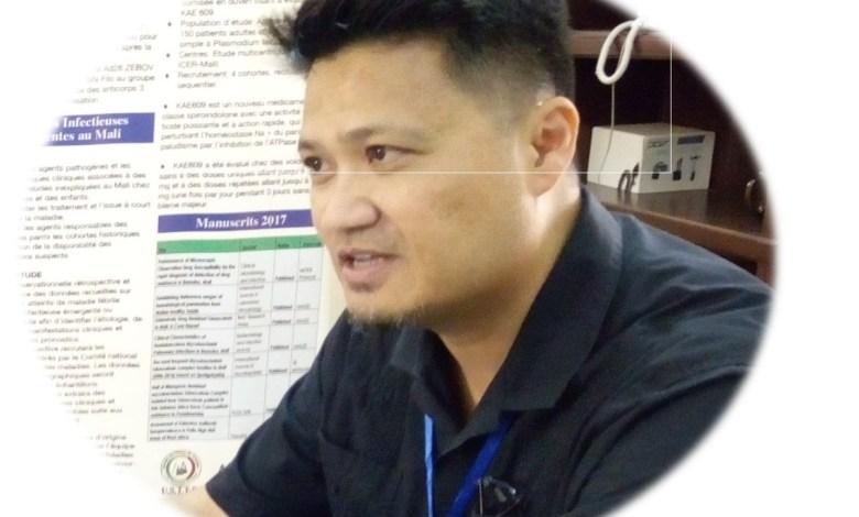 Photo of Who is Rhoel Dinglasan, PhD, MPH, MPhil ?