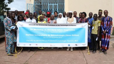 Photo of HIV Early infant Diagnostics: The 2nd Workshop ended