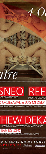 poster design inspiration 9 - reentre