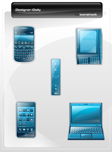 free-devices-icons