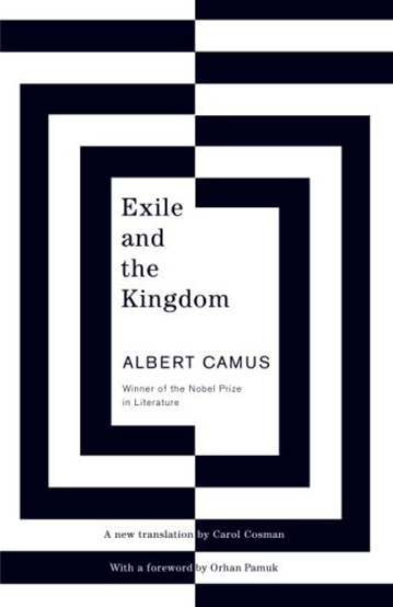 Beautiful Book Covers - Exile and Kingdom