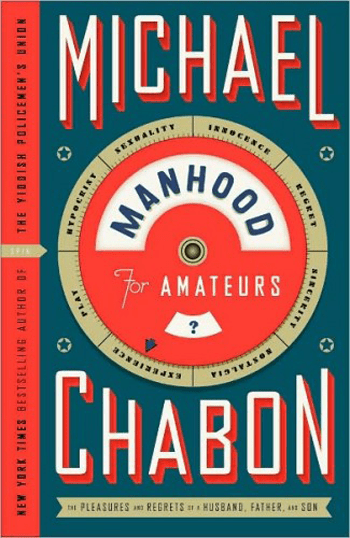 Beautiful Book Covers - Manhood for Amateurs