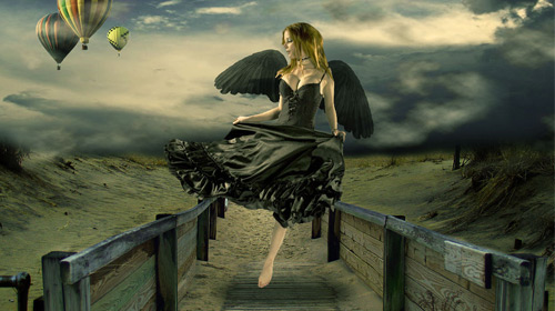 fallen angel manipulation