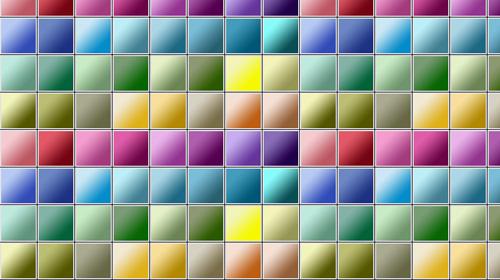 monochromatic photoshop gradient