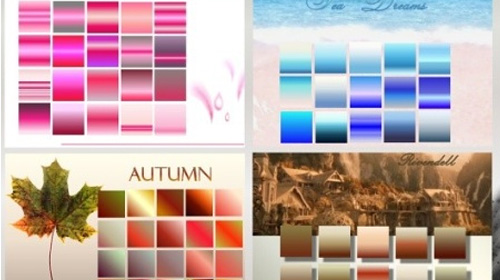 new photoshop gradient