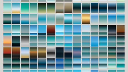 ocean breeze gradient photoshop