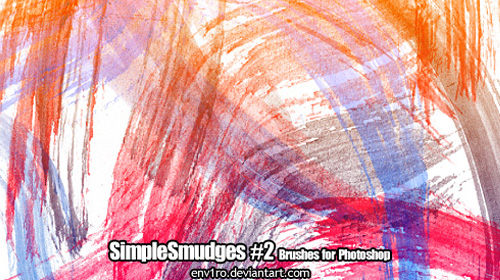 simple smudges brush pack