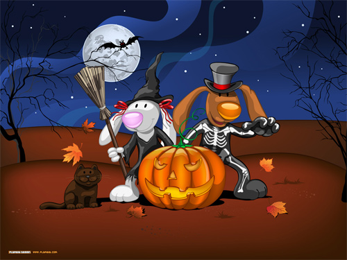 Halloween Desktop Wallpapers - Happy Halloween