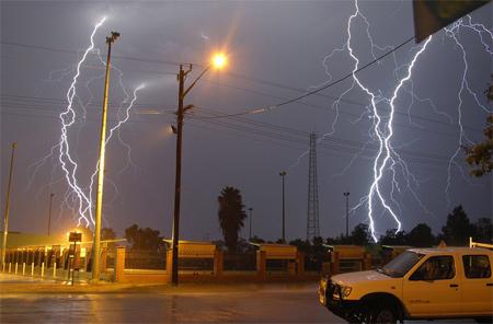 Photos of Lightning - No Entry