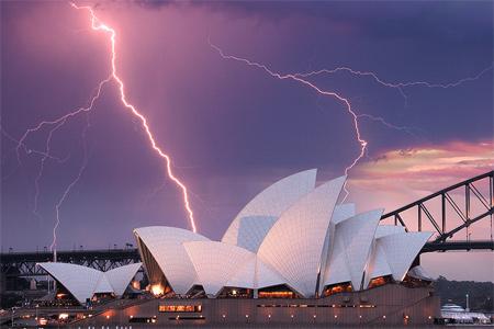 Photos of Lightning - Sync