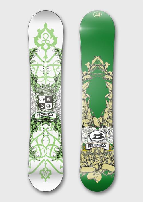 bonza snowboards