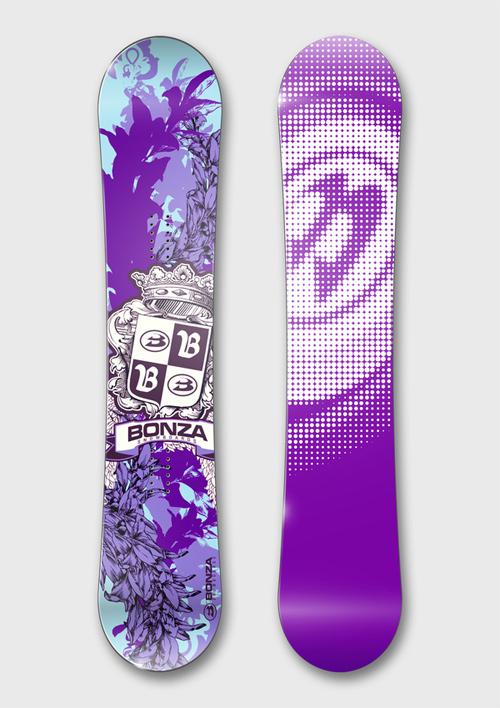 bonza snowboards 3