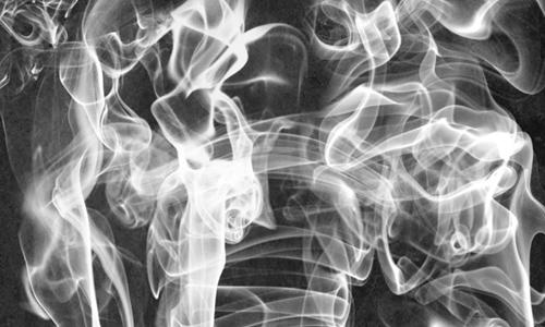 smoke brushes Set 2