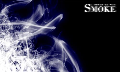 smoke brushes photoshop cs6