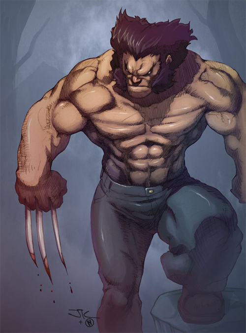 another Wolverined