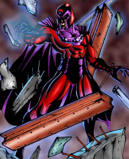 magneto in color