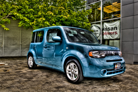 Nissan Cube | HDR
