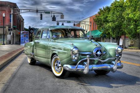Green Studebaker