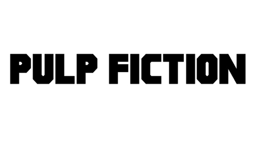 Pulp Fiction M54 Font