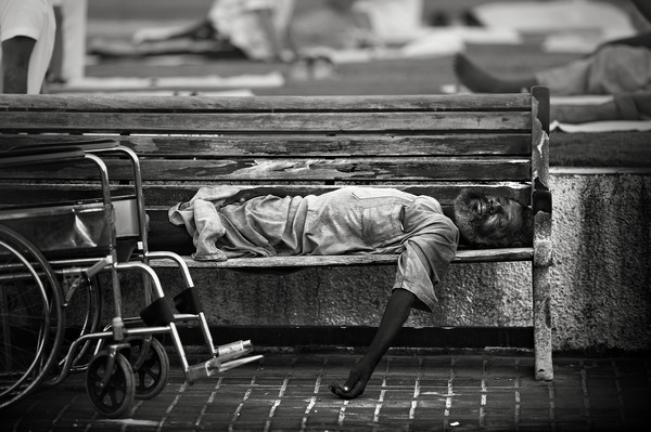"""Tired"" 