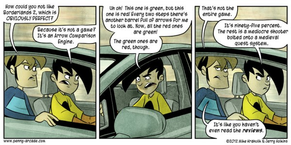 "Penny Arcade - ""Iconoclast"" via YouTheDesigner"