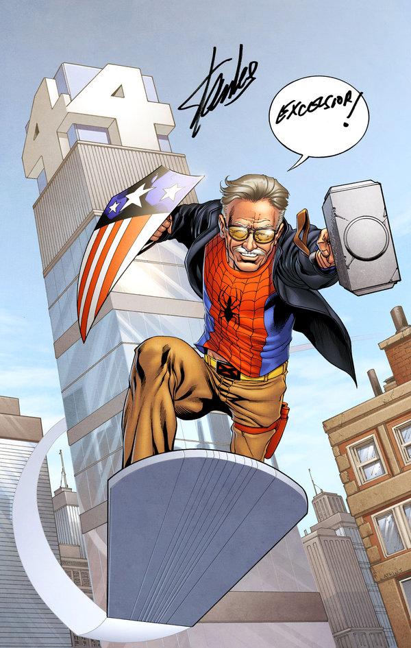 """Stan the Man"" by spidermanfan2099"