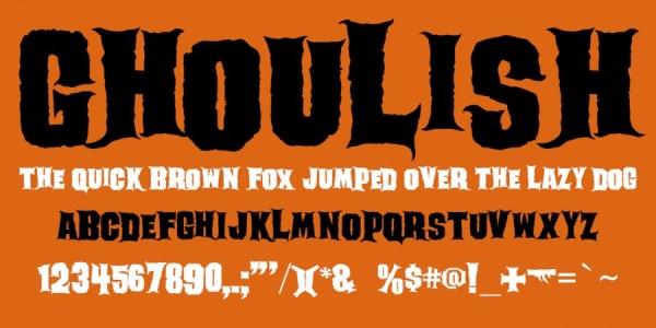 free halloween fonts # 29